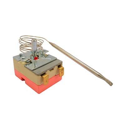 A funcionalidade do termostato capilar