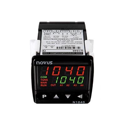 Controlador de Temperatura Novus 02