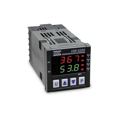 Controladores de Temperatura Coel