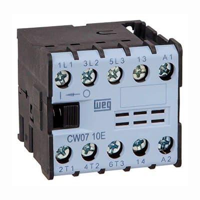 Equipamentos com alta potência de energia: a solução são os contatores Weg da R3 Automação Industrial
